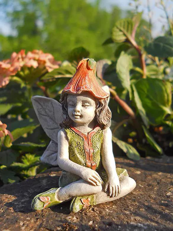 The Fairy Garden Lady