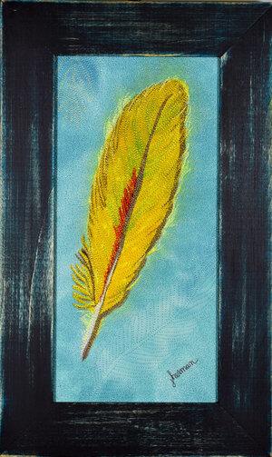 Janet Herman's Textile Art