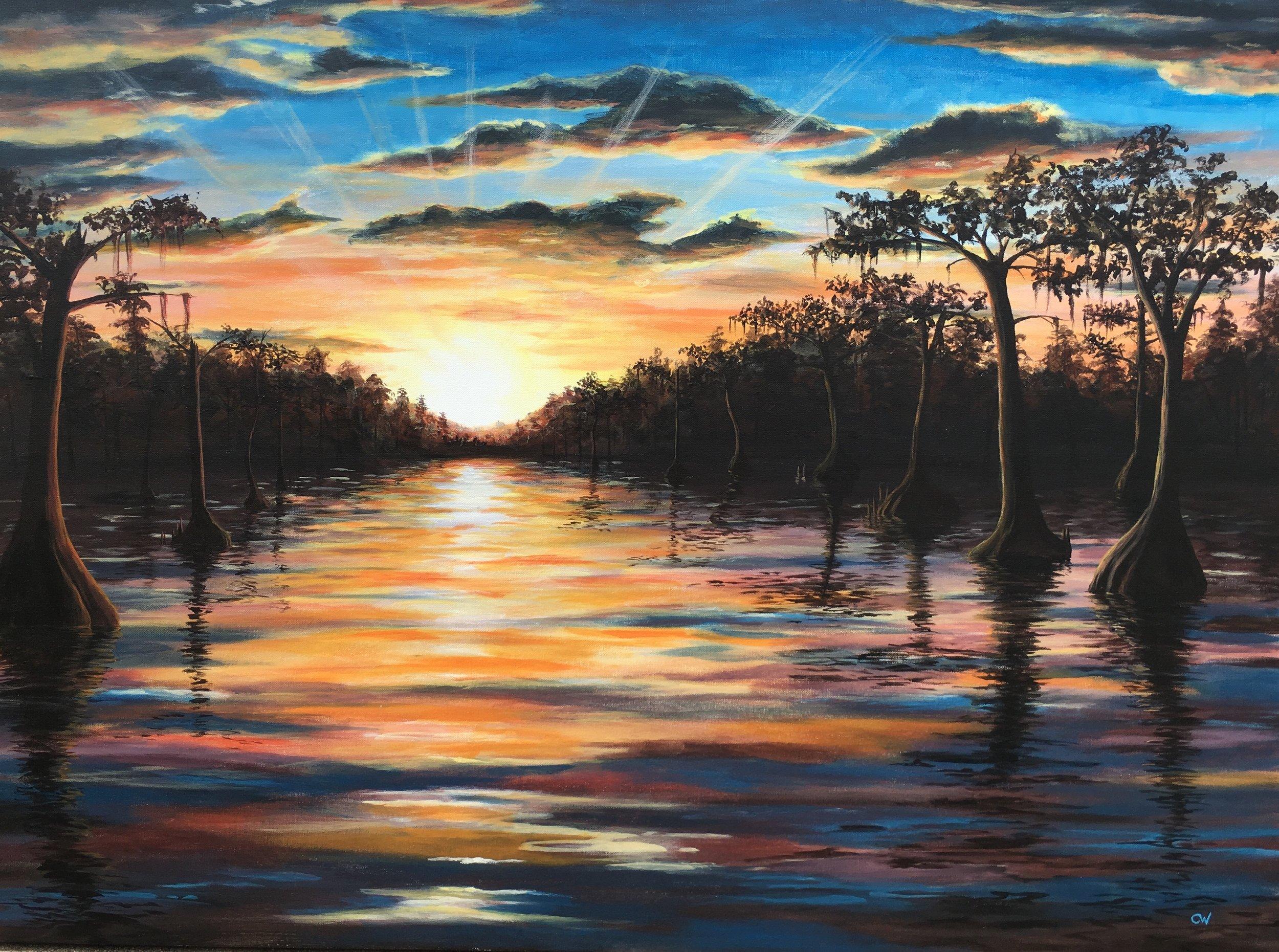 Curtis Whitwam Art